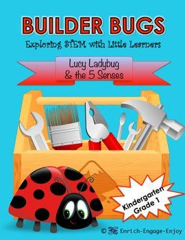 Builder Bugs: Exploring STEM with Little Learners (5 Sense