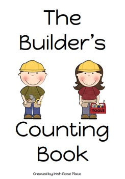 Builder Tools Counting Book