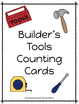 Builder Tools Counting Cards