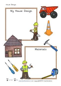Builder's House Design