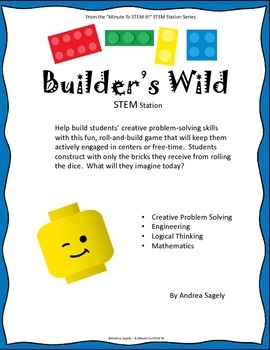 Builder's Wild Lego STEM Station