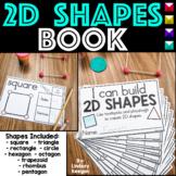 Building 2D Shapes Book