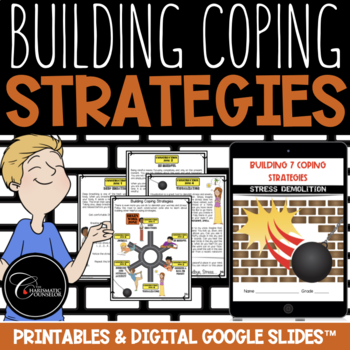 Building 7 Coping Strategies (lessons from Stress Demolition)