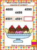 Building A Bigger Cone By Ordering Numbers Least to Greatest