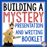 MYSTERY WRITING PRESENTATION & GRAPHIC ORGANIZERS