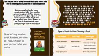 Lucy Calkins Building A Reading Life *Entire Unit*