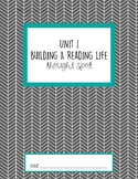 Building A Reading Life Notebook