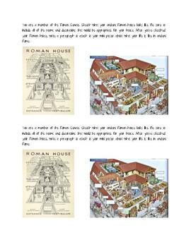 Building A Roman Senator's House