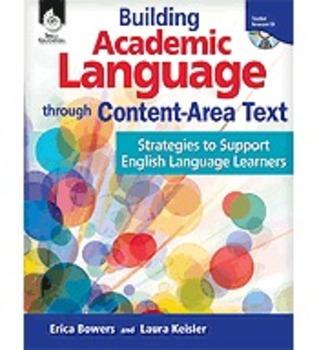 Building Academic Language through Content-Area Text: Stra