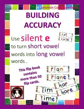 Accuracy, Silent e