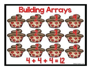 Building Arrays {A decodable book}