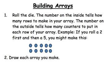 Building Arrays