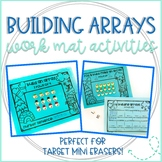 Building Arrays: Winter Work Mats & Dice Games for Target Erasers