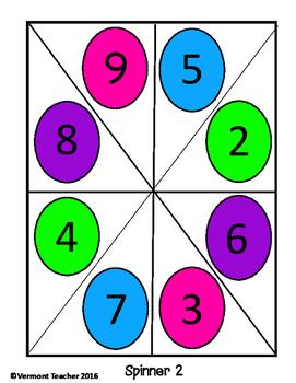 Building Arrays for Multiplication