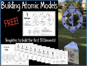 Building Atomic Models FREE