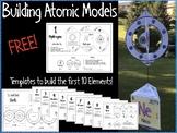 Building Atomic Models FREE