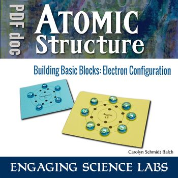 Building Atoms, a Game to Teach Atomic Structure