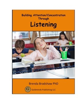 Building Attention/Concentration through Listening