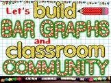 Building Bar Graphs and Classroom Community-Interpreting Data. Christmas Version