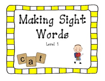 Building Basic Sight Words