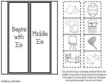 Building Beavers Interactive Notebook Journal