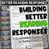 Reading Responses Scaffolded Teaching Method