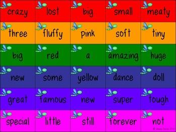 Building Better Sentences - Activity