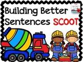 Building Better Sentences SCOOT Editing Sentences