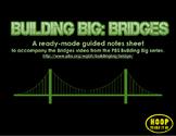 Building Big Bridges Handout