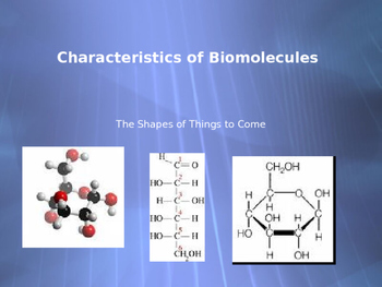 Building Biochemical Models