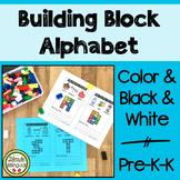 Building Block Alphabet
