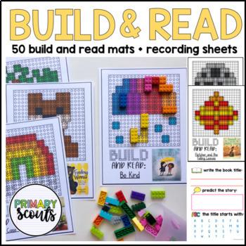 Building Block Book Mats