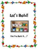Building Block Center Book