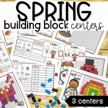 Building Block Centers | Spring |