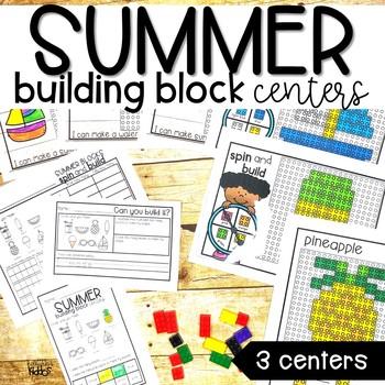Building Block Centers   Summer  