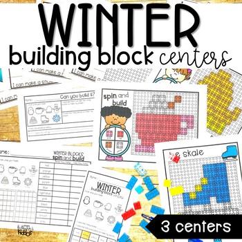 Building Block Centers   Winter  