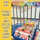 LEGO Inspired Building Block Classroom Decor and Word Wall Bundle