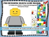 Building Block (Lego Like) Incentive