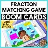 Fraction Hunt Boom Cards (3.NF.A.1)