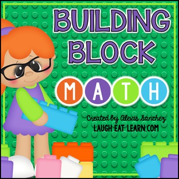Building Blocks Math Activity
