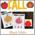 Building Block Mats- Fall STEM