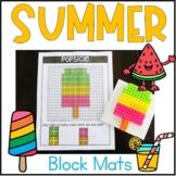 Building Block Mats- Summer STEM