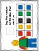 Building Blocks Adding 10 Math Station