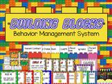 """Building Blocks"" Behavior Management System {Editable Fil"