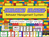 """Building Blocks"" Behavior Management System {Editable Fil"