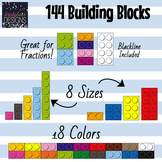 Building Blocks Clipart!