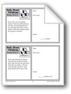 Building Blocks (Grade 3 Daily Word Problems-Week 15)
