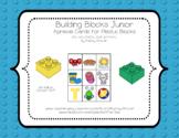 Building Blocks Junior Apraxia Mega Blocks CV/VC, CVCV, CVC & CVCVC