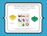Building Blocks Junior Apraxia Mega Blocks Cards CV, VC, C