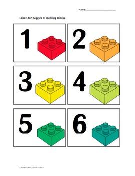 Building Blocks Lab - Scientific Method and Informational Writing
